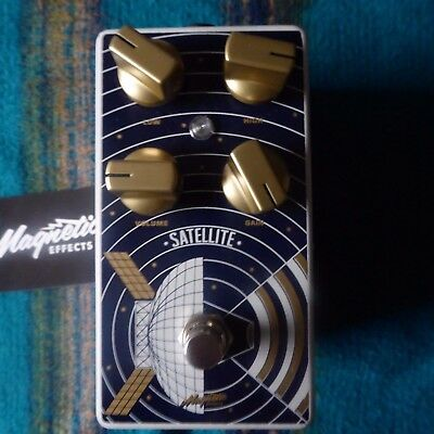 Magnetic Effects Satellite (Sandare) Overdrive guitar effects fx pedal stompbox