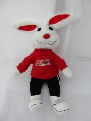 "Mars Chocolate Bunny Rabbit Plush Doll 19"" Promo"