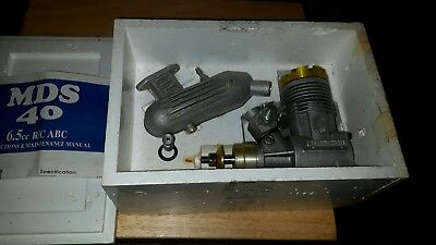 New in box MDS 40 ABC engine.