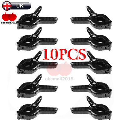 10X Photo Studio Light Photography Background Clips Backdrop Stand Clamps A Type