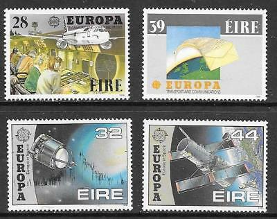 IRELAND - 1988 & 1991 Europa - 2 x Sets of 2, MNH