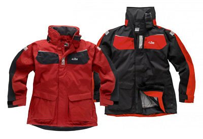 Gill os2j Men's Sailing Jacket Water & Windproof Breathable Sports + Outdoor