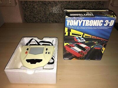 Tomytronic 3d thundering turbo boxed