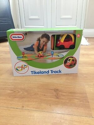 Little Tikes Tikeland Track & Cozy Coupe