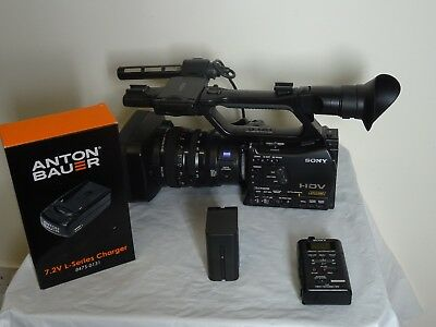 Sony HVR-Z7 Professional DVcam Camcorder with MRC1 CF Recorder