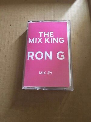 DJ RON G The Return Mix #15 CLASSIC 90s HARLEM NYC Hip Hop RnB