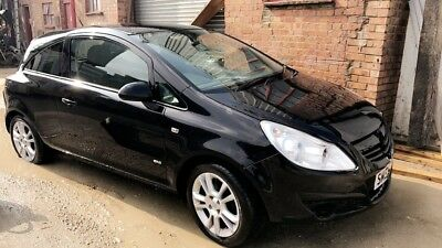 Vauxhall Corsa spares or repair *NO RESERVE*