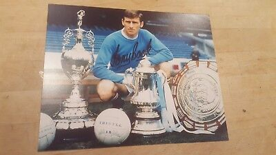 Tony Book  Signed Photo   - Manchester City