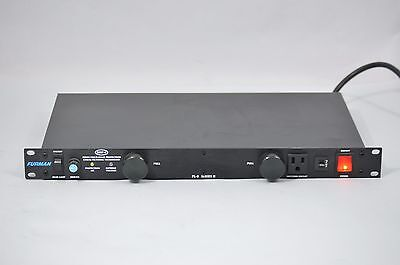 Furman PL-8 Series II Power Conditioner w/ Lights SMP+ Protection