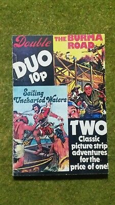 Classics. Double Duo #?. Burma Road + Sailing Uncharted Waters.