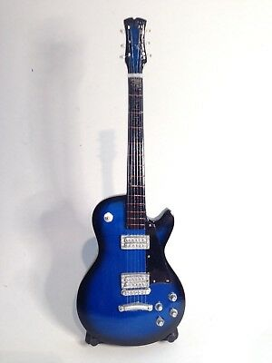 Guitar Ornament Gibson Blue was £20 now £7