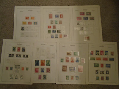 Nice Yugoslavia Collection Mh/used Stamps