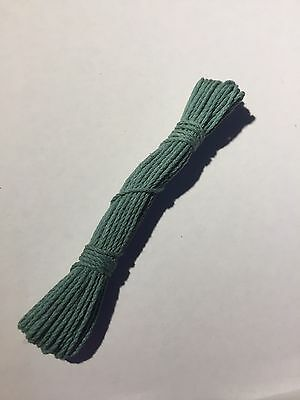 I Hank Of Green Reproduction  Meccano Cord