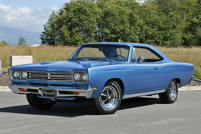 1969 Plymouth Road Runner Coupe 383 automobile