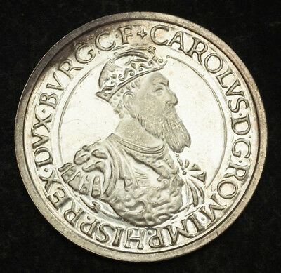 1987, Belgium. Silver 5 Ecu Coin. 30th Anniversary of the Treaties of Rome!