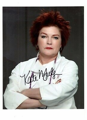 Kate Mulgrew Authentic Signed Autograph Montreal Comiccon 2016 Star Trek Voyage