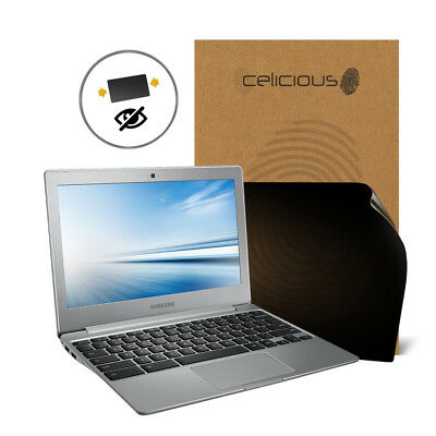 Celicious 2-Way Privacy Plus Samsung Chromebook 2 11.6 Screen Protector