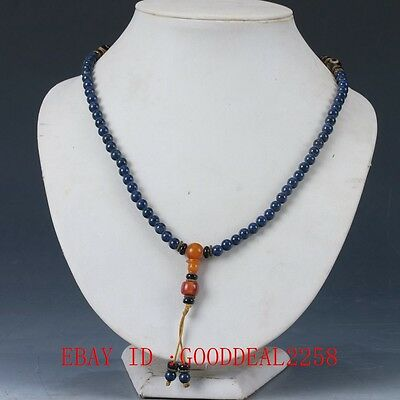 Beautiful Chinese Natural Handcraft Jade Necklaces XL046