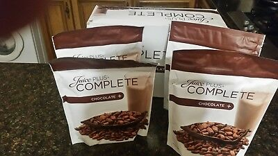 Juice Plus Complete Shakes  Chocolate ***out Of Date*** Pls Read Info Juice+