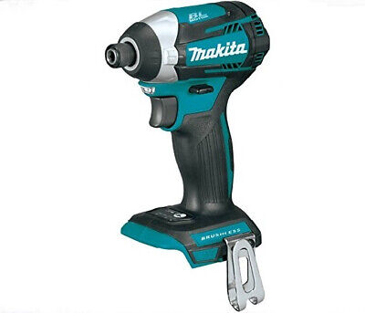 Brand New Makita Brushless 3 Speed Impact Driver Xdt14 18 Volt Li-Ion