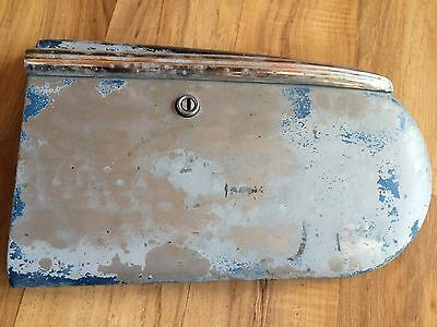 1951 1952 Ford F1-F6 Pickup 5 Star Glove Box Door With Lock