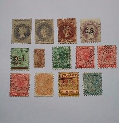 South Australia stamps