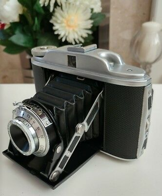 GB Kershaw 630 vario folding camera with Otar anastigmat 80mm f/6.3 lens vintage