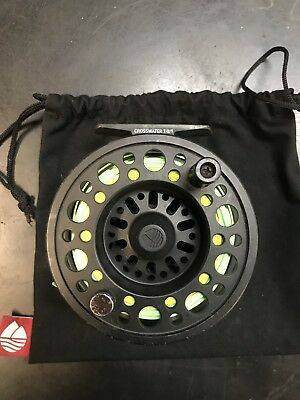 Redington Crosswater Fly Reel 7/8/9 + fly line with it (Green Floating line)