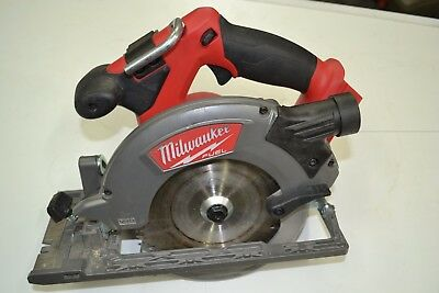 Milwaukee M18 FUEL™ 165mm Circular Saw (Tool only) M18CCS55-0 Bids From $1.00