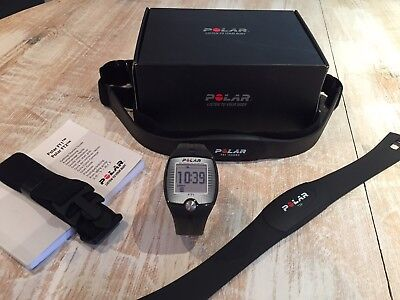 POLAR FT1 Fitness Heart Rate Monitor Watch PLUS 2 x Transmitters T31, T34 - NEW