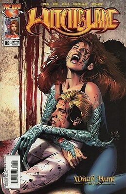 Witchblade # 83