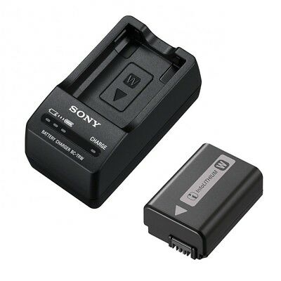 SONY ACC-TRW kit chargeur BC-TRW + batterie NP-FW50