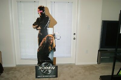XMEN The Movie Collectible Stand Ups Wolverine, Storm, Cyclops and Sabertooth