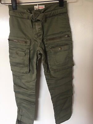 NEW Country Road girls size 5 cargo pants RRP $60