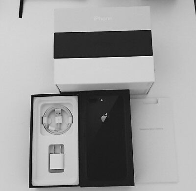 Iphone 8 Plus 8+ Retail Empty Box W/ Accessories - Space Gray | Silver | Gold