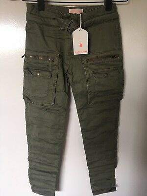 NEW Country Road girls size 8 cargo pants RRP $60