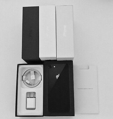 Iphone 8 Retail Empty Box W/ Charger Accessories - Space Gray | Silver | Gold