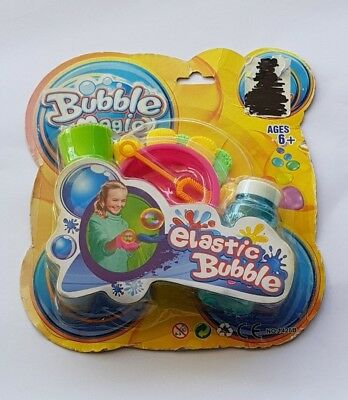 Bubbles Game Magic Gloves Kit 6Pcs/Set Children Play Outdoor Activities Age 6+
