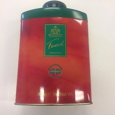 Taylor of London Tweed Perfumed Talc 200g