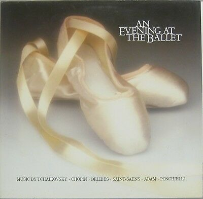 An evening at the ballet ( Music by Tschaikovsky Chopin Delibes Saint Saens
