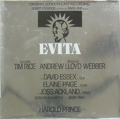 Evita Lyrics by Tim Rice Andrew  Lloyd Webber