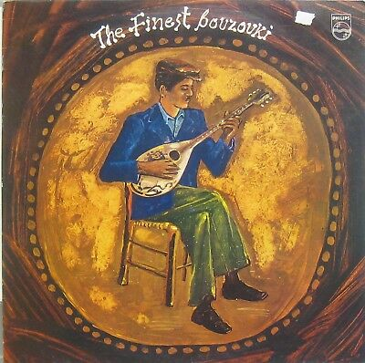 The Finest Bouzouki 12 Instrumental big hits