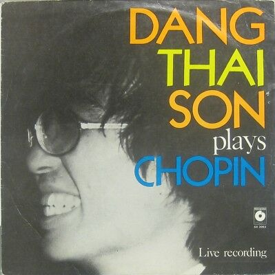 Dang Thai Son plays Chopin ( polskie nagrania 1980 )
