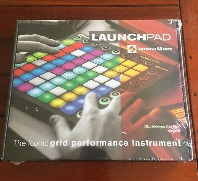 New - Novation Launchpad MK2 RGB Ableton Live Controller Launch Pad MkII