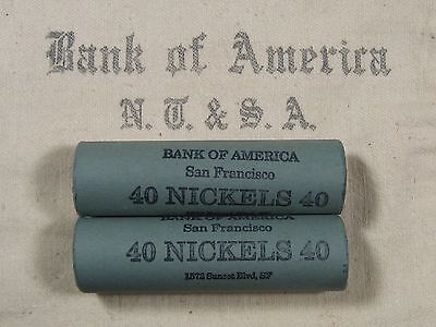 ONE UNSEARCHED - Buffalo Nickel Roll 40 Coins - 1913 1938 P D S (248)