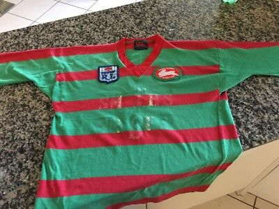 Vintage South Sydney Rabbitohs Canterbury Jersey