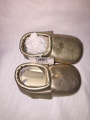 Unisex Romirus baby moccasines size 1,2,3choose your size FAST SHIPPING FROM USA
