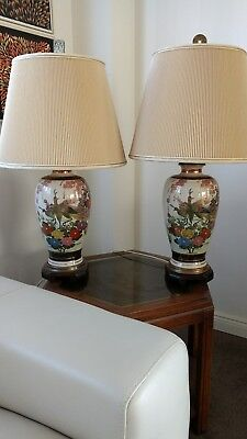Pair Vintage Frederick Cooper Table Lamps