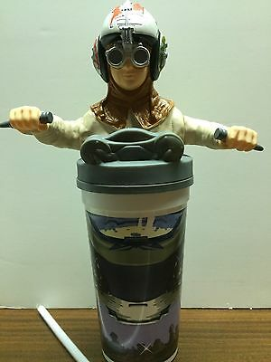 "Collectible Star Wars ""anakin"" Large Drinking Cup  With Straw: From Episode One"