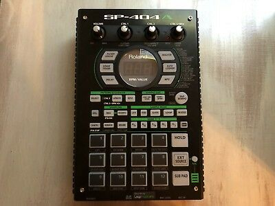 Roland SP-404A Linear Wave Sampler, New but open box.